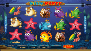 Fish Party SS1