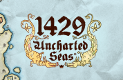 Thunderkick 1492 Uncharted Seas Logo