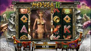 Medusa 2 Stacked Wilds