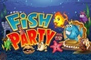 Microgaming Quickfire Fish Party Logo
