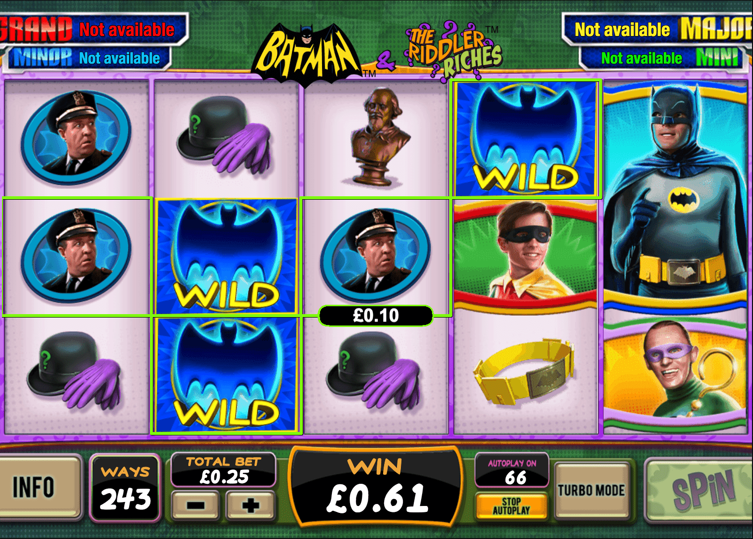 Casino.com Italia | Batman and The Riddler Riches