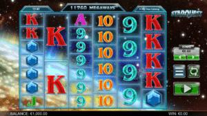 StarQuest - Game window