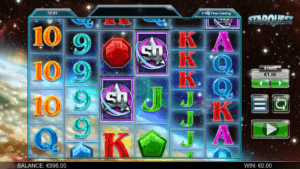 StarQuest - Inplay game window