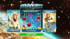 StarQuest - Splash