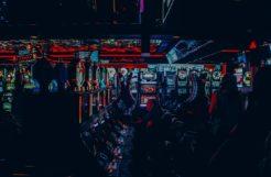Black Friday slot machines.